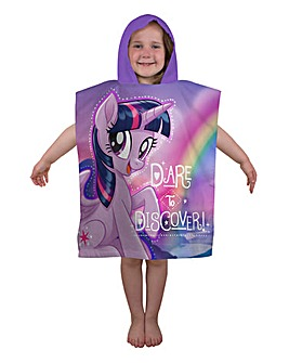 My Little Pony Adventure Poncho