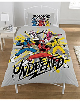 Power Rangers Ninja Personalised Duvet