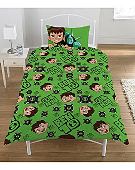 Ben Ten Panel Duvet Set