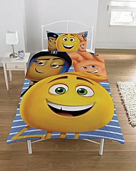 Emoji Express Personalised Duvet