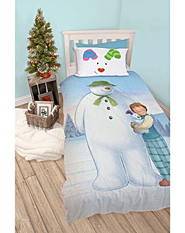 The Snowman Personalised Duvet