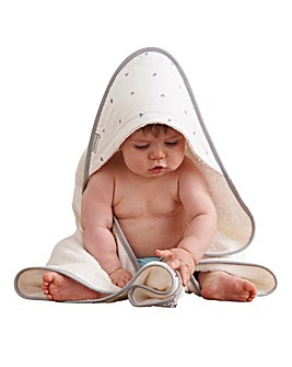 Clair De Lune Lullaby Hooded Towel
