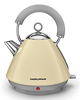 Morphy Richards Accents Cream Kettle
