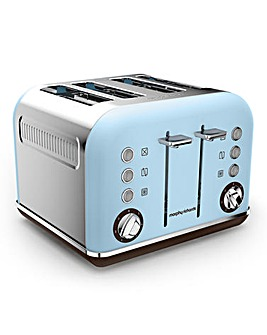 Morphy Richards Accents Azure Toaster