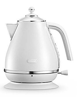 Delonghi Elements Cloud White Kettle