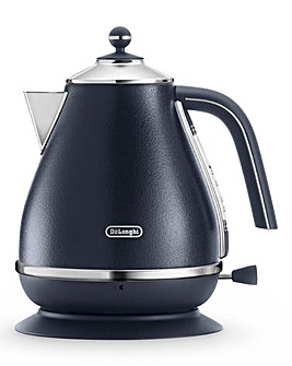 Delonghi Elements Ocean Blue Kettle