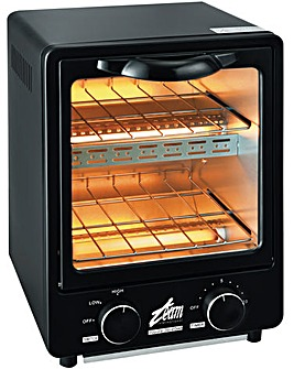 Team 9Litre Double Decker Mini Oven