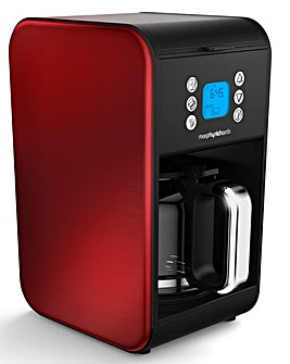 Morphy Richards Red Coffee Maker