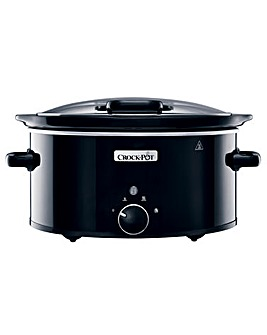 Crockpot 5.7Litre Hinged Slow Cooker