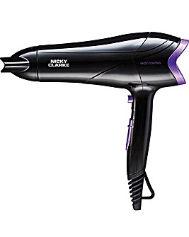 Nicky Clarke Frizz Control Hairdryer