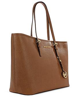 Michael Kors Medium Tan Tote Bag