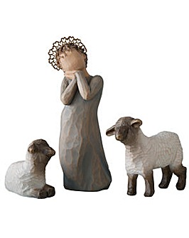 Willow Tree Little Shepherdess