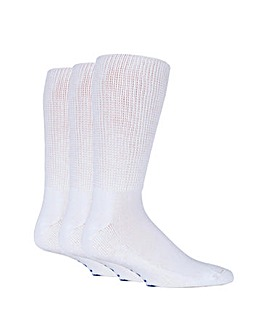 SockShop 3 Pair Diabetic Socks