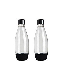 SodaStream 2 Pack of 500ml Bottles.