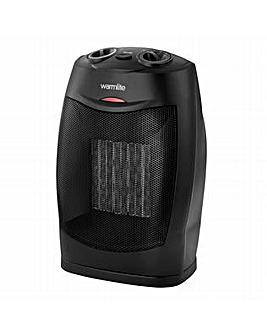 Warmlite 1500W Ceramic Fan Heater