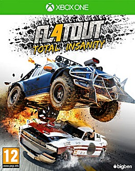 Flatout 4 Total Insanity Xbox One