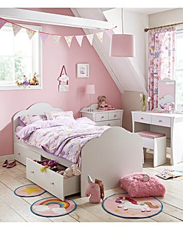 Princess Bed with Mattress
