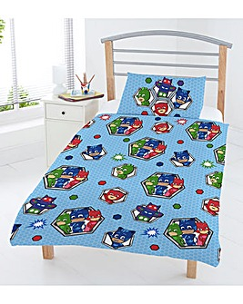 PJ Masks Badges Junior Duvet