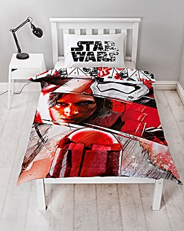 Star Wars Episode 8 Spawned Panel Duvet