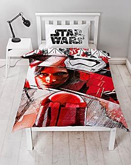 Star Wars Episode 8 Spawned Panel Duvet