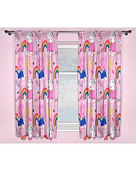 Peppa Hooray Curtains
