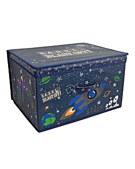 Outer Space Large Storage Chest