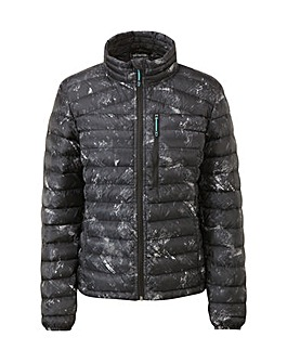 Tog24 Zenon Womens Down Jacket Camo
