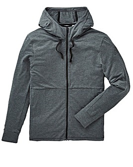adidas Workout Lite Full Zip Hoodie