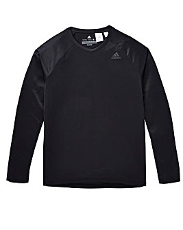 adidas D2M Long Sleeve Top