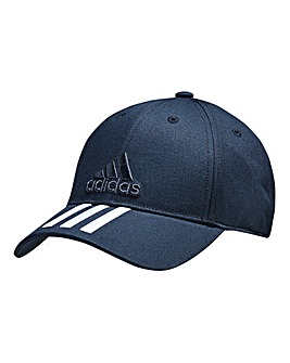 adidas 3-Stripe Cotton Cap