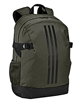adidas Power 3 Stripe Backpack