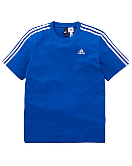 adidas 3-Stripe T-Shirt