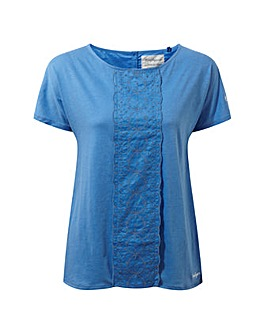 Craghoppers Connie Short Sleeved Top