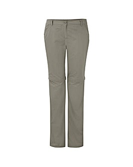 Craghoppers NosiLife Zip-Off Trousers L
