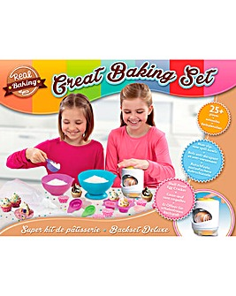 Real Baking - Great Baking Set