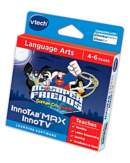 Vtech Innotab Software-DC Super Friends