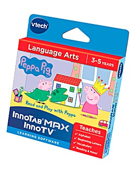 Vtech Innotab Software - Peppa Pig