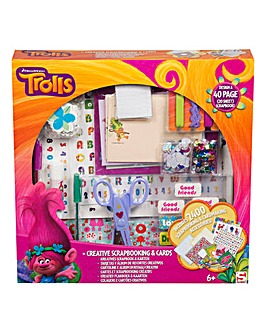 Trolls Creative Scrapbooking & Cards