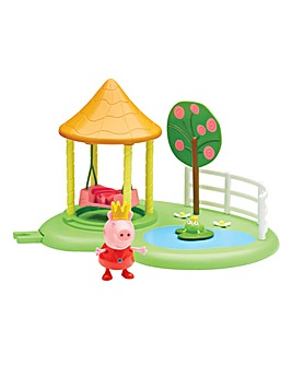 Peppa Pig Princess Peppas Garden Swing