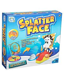 Splatter Face