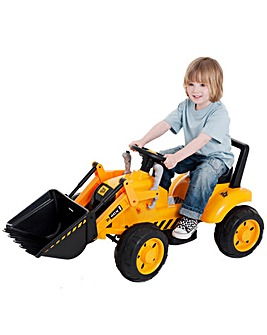 JCB Battery Operated Ride On