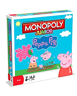 Monopoly Junior - Peppa Pig