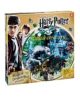 Harry Potter Magical Creatures 500pc Puz