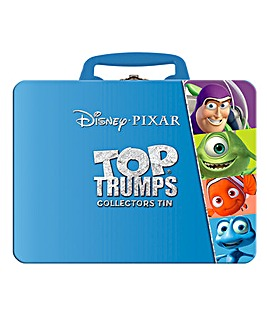 Top Trump Tin - Pixar