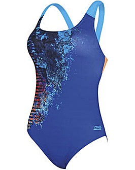 Zoggs Empire Speedback Swimsuit