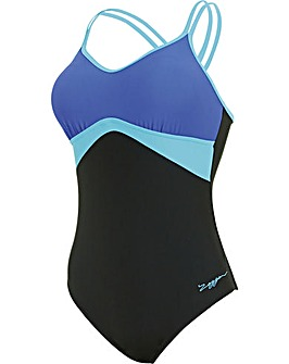 Zoggs Bawley Crossback Swimsuit
