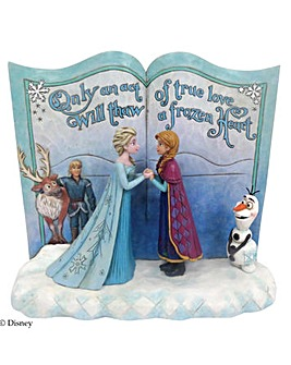 Disney Traditions Storybook Frozen