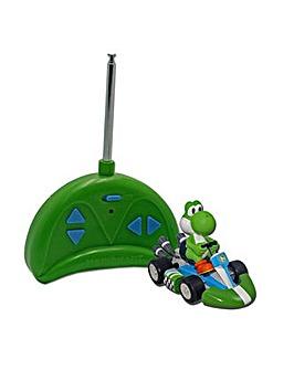 Mini Yoshi RC Kart