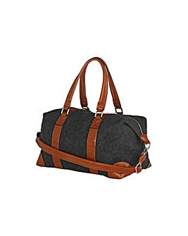 Signature Weekend Bag - Black Canvas