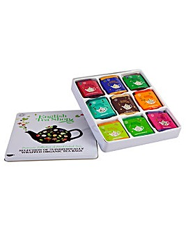 English Tea Shop Organic Tea Gift Tin